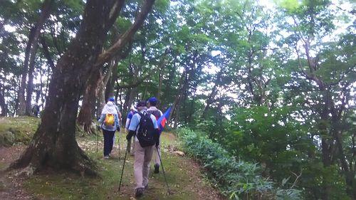 石動山ウォーキングR (6)