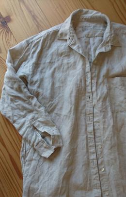 2017.08.24 シャツの袖1