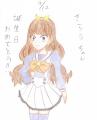 きらら誕生日絵2017