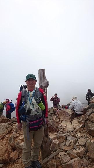 6 乗鞍 富士見岳頂上記念-2 15%