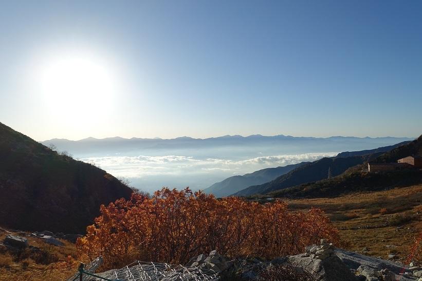 5 千畳敷カールからの富士山-2 15%