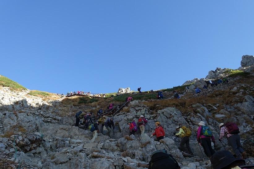 10 八丁坂の急登‐5 15%