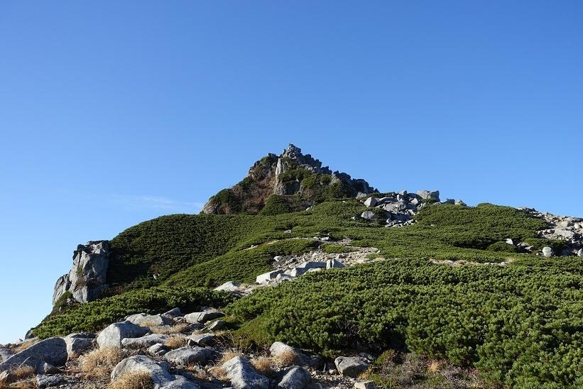 3 宝剣岳‐2 15%