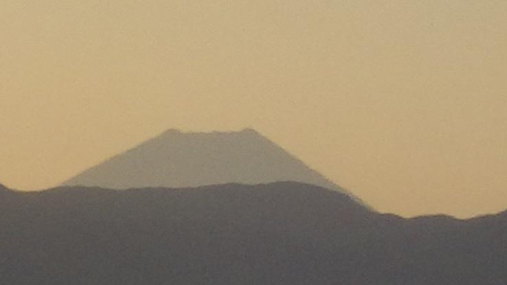 4-1 千畳敷カールからの富士山 16%