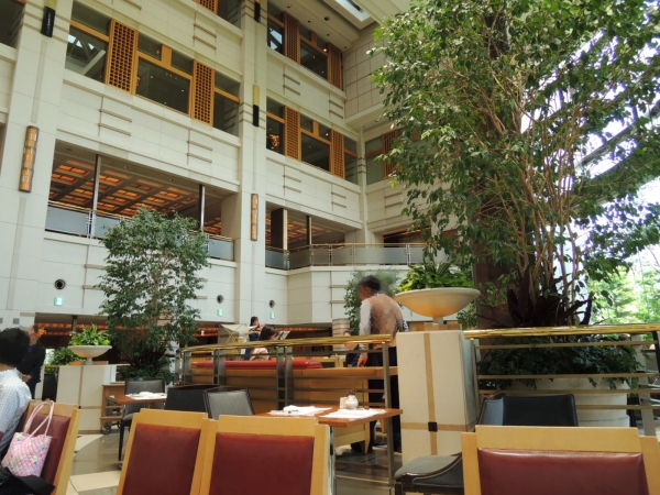 カフェ ザ パーク 帝国ホテル 大阪 201706 (3)