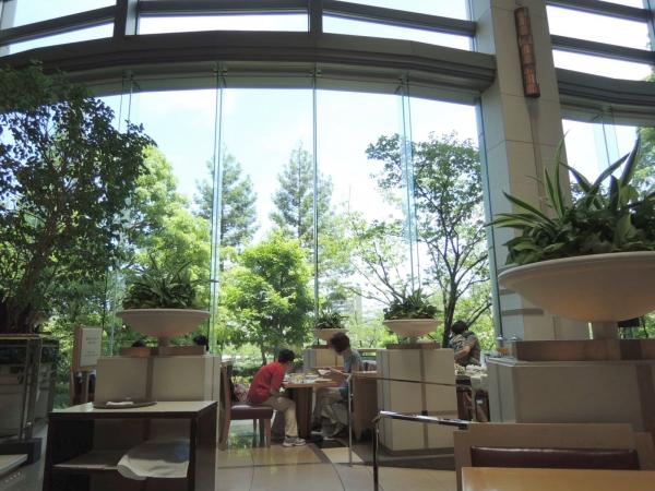 カフェ ザ パーク 帝国ホテル 大阪 201706 (4)