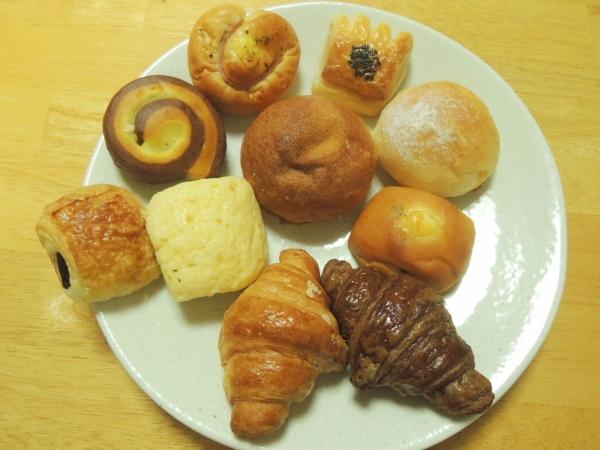 万代 生駒店 パン (3)