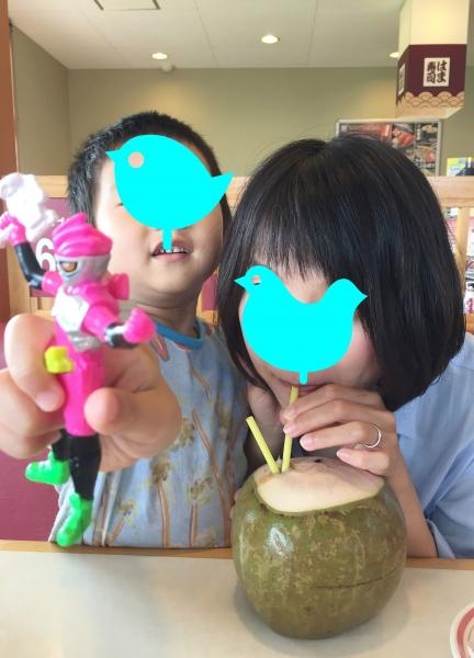 はま寿司 奈良上牧店 ココナッツジュース (5)
