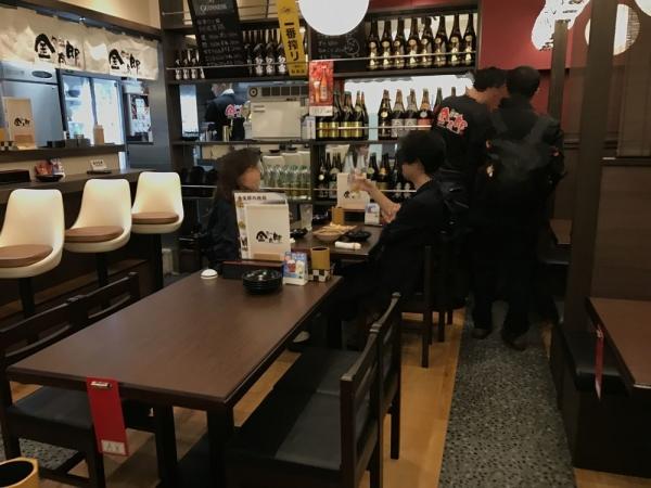 地鶏 金太郎 大阪駅前第3ビル店 (5)