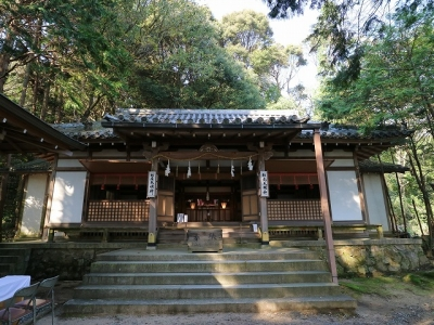 松尾山神社