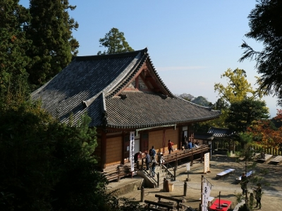 松尾寺・本堂