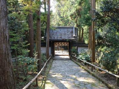 松尾寺・南惣門