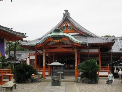 龍泉寺・本堂
