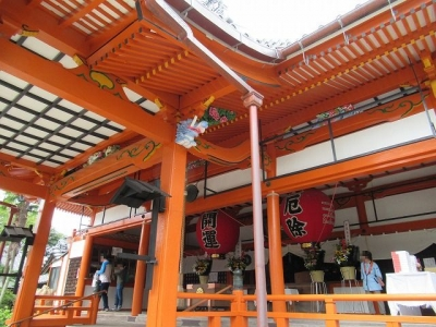龍泉寺・本堂2