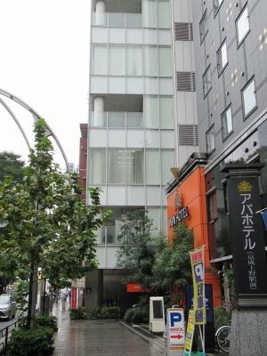 アパホテル京成上野駅前