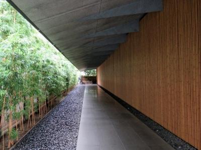 根津美術館・回廊