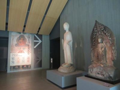 根津美術館・展示室入口