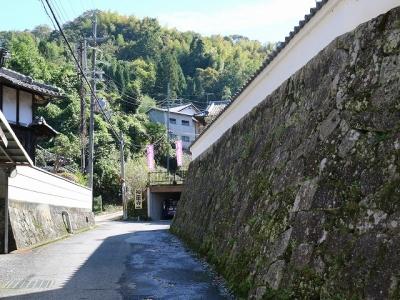 山城町神童寺集落