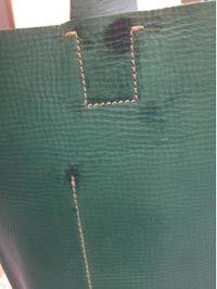 イルビゾンテ修理染め直し防水スプレー