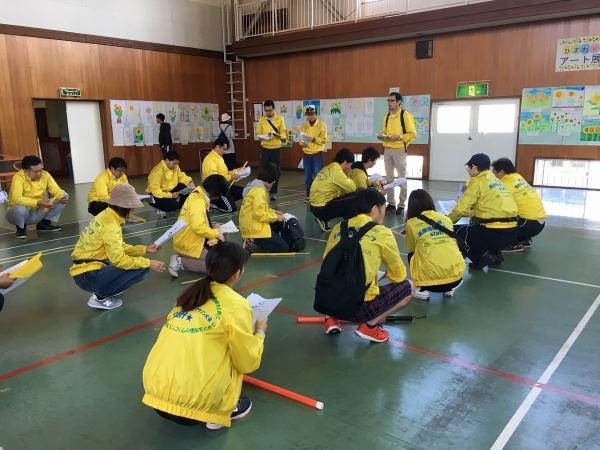2017-09-30 ボランティア打ち合わせ