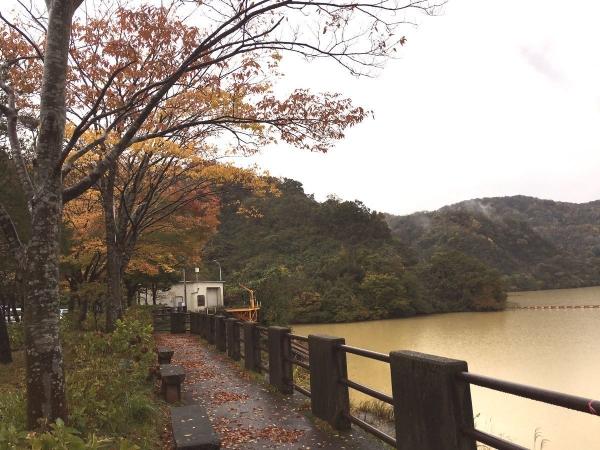 2017-11-04 正善寺ダム