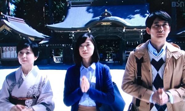 2017-11-08 弥彦神社お参り