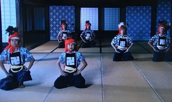 2017-11-08 角兵衛獅子