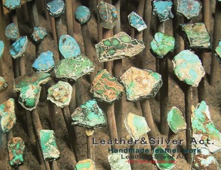 ターコイズ原石 ナチュラル