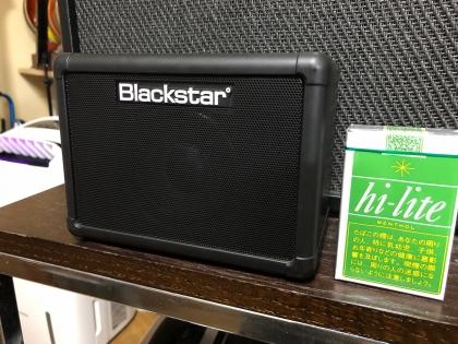 blackstar 追加スピーカー