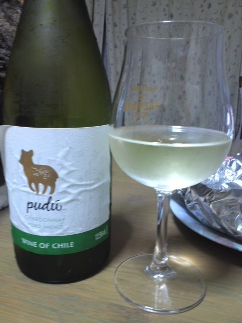 Pudu Chardonnay & Pedro Jimenez(プードゥ シャルドネ&ペドロ・ヒメネス)