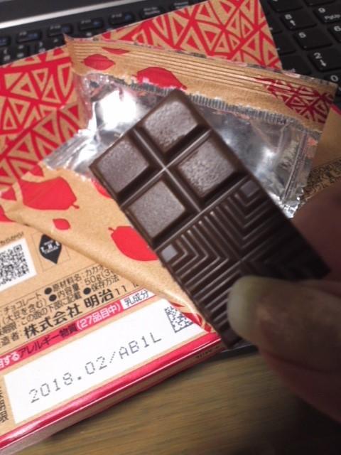 meiji THE Chocolate Velvet Milk(明治 ザ・チョコレート ベルベットミルク)