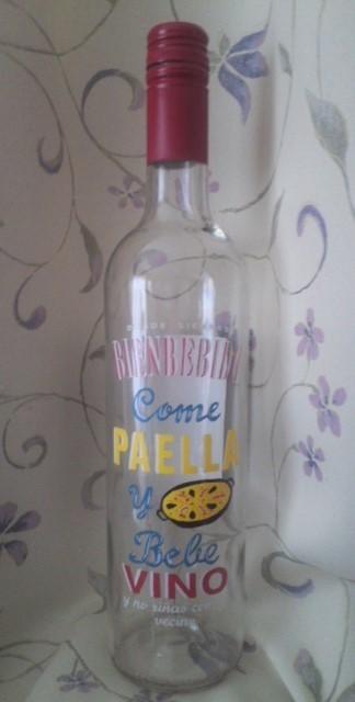 BIENBEBIDO Come PAELLA y Belo VINO(ビエン・ベビード)パエリアを食べワインを飲みなさい。