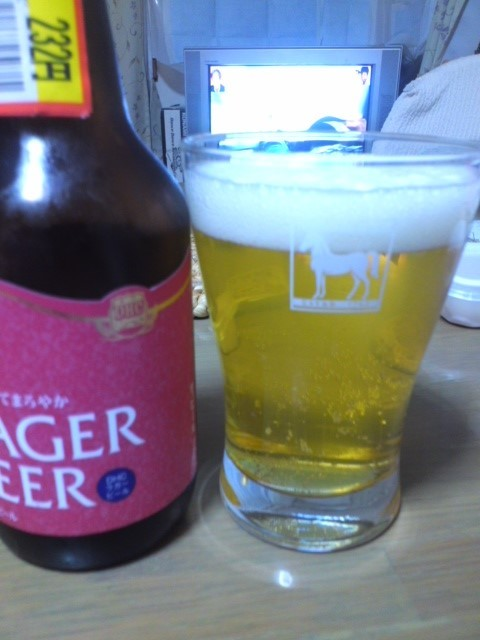 DHC LAGER BEER(ラガービール)