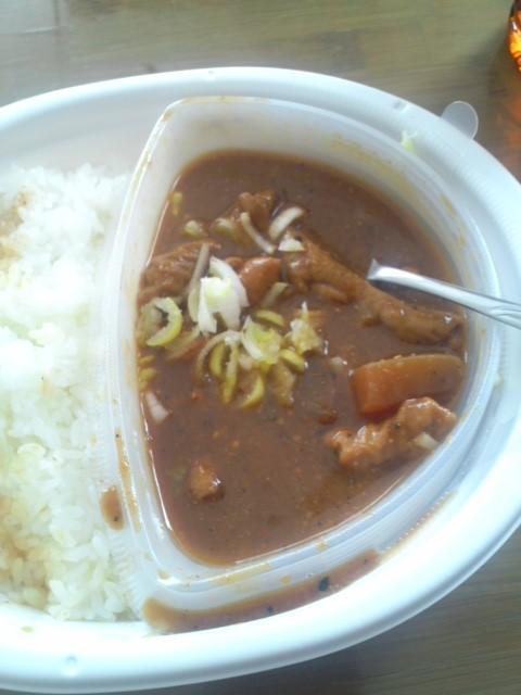 セブンイレブン スープたっぷりもつ煮ライス