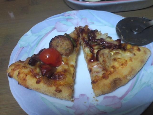 ドミノ・ピザ  クワトロ・トリブタッグ