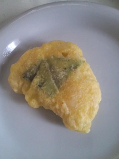 生協限定品「電子レンジでさっぱり食べられるとりの天ぷら(梅しそ)」