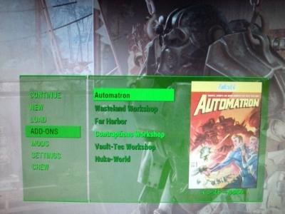 fallout4大型DLC追加1
