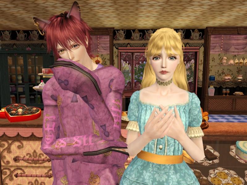 『アリスと恋の魔法』ロキ&アリス Part1〔イケメン革命〕