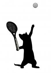 or-8 ネコテニス2