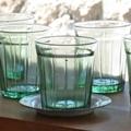 파키스탄 유리컵, 인도 법랑 접시