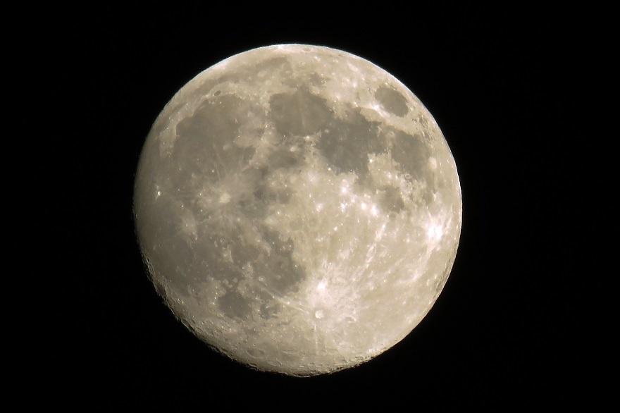 7月の月 (1)