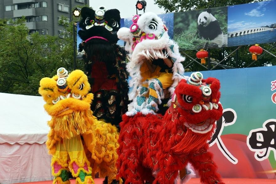 中国獅子舞 (0)