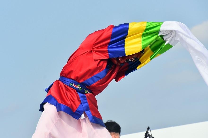 みつきうまし・韓国舞踊 (2)