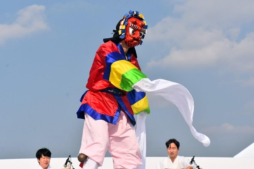 みつきうまし・韓国舞踊 (7)