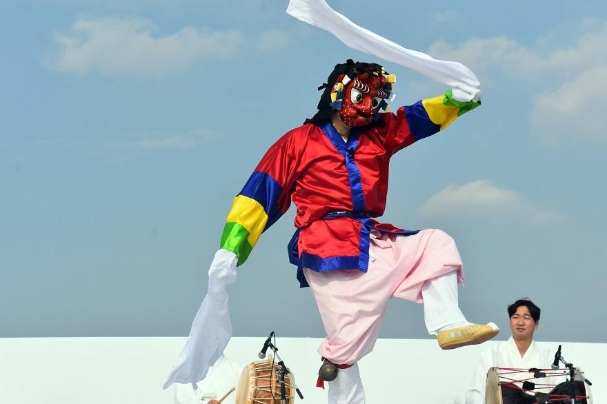 みつきうまし・韓国舞踊 (9)