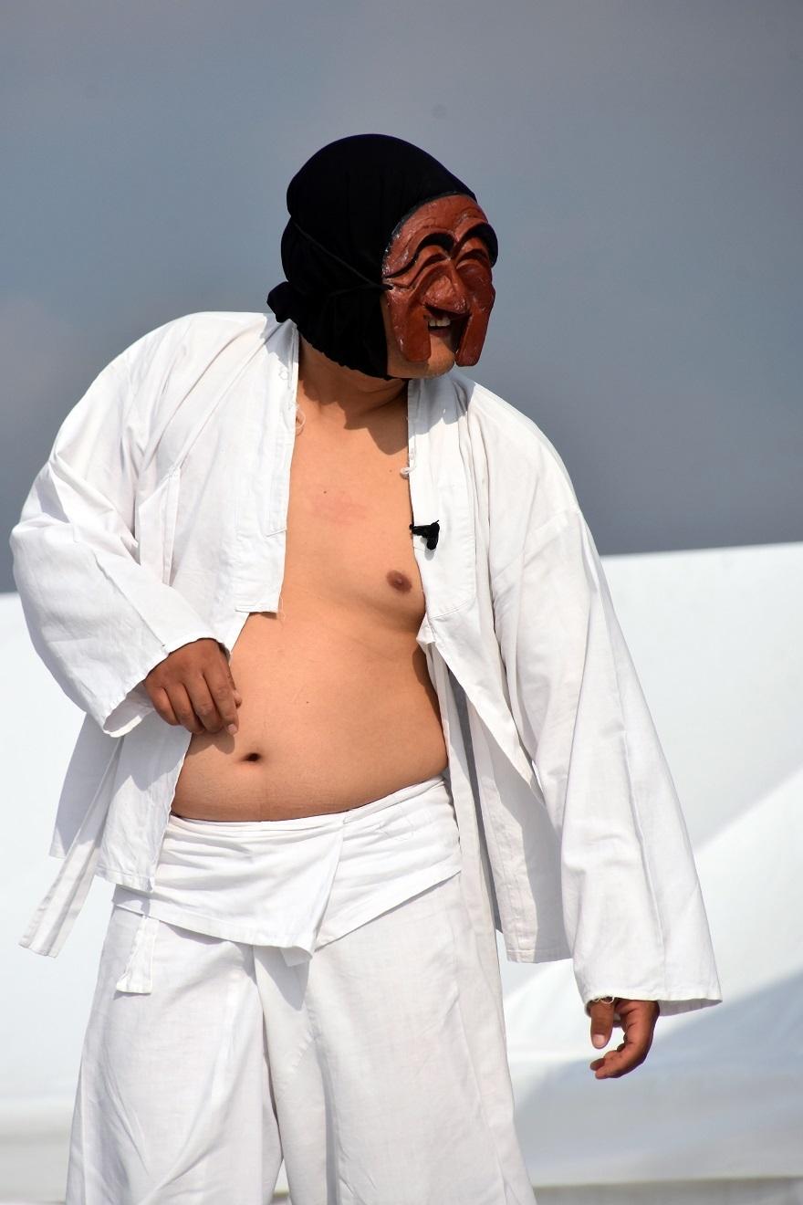 みつきうまし・韓国舞踊 (11)