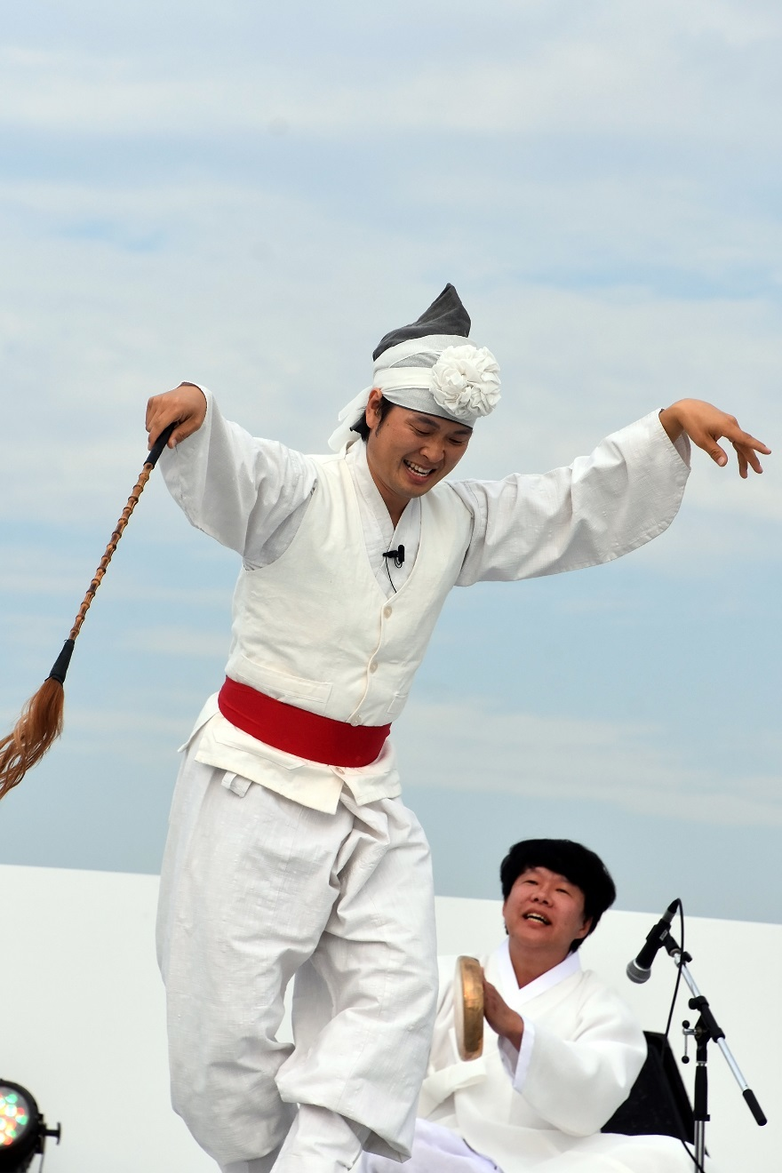 みつきうまし・韓国舞踊 (17)