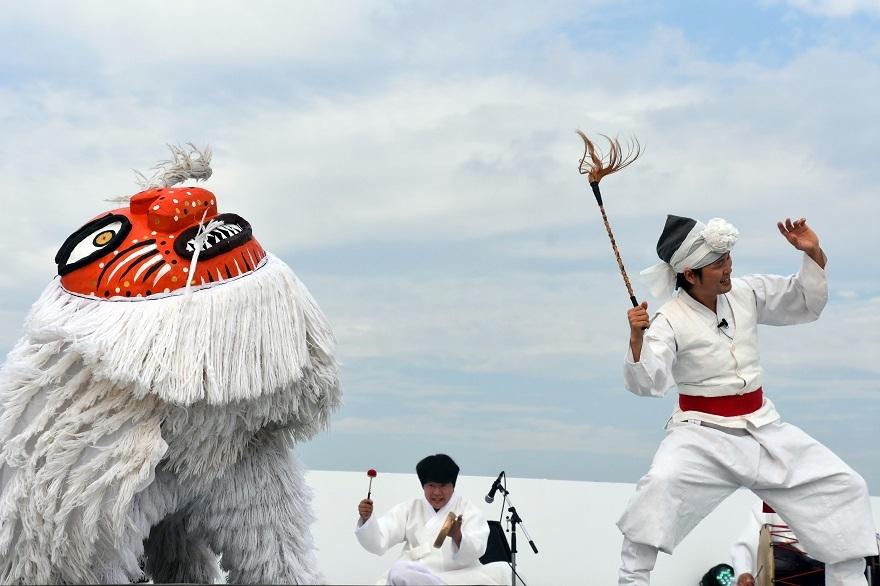 みつきうまし・韓国舞踊 (20)