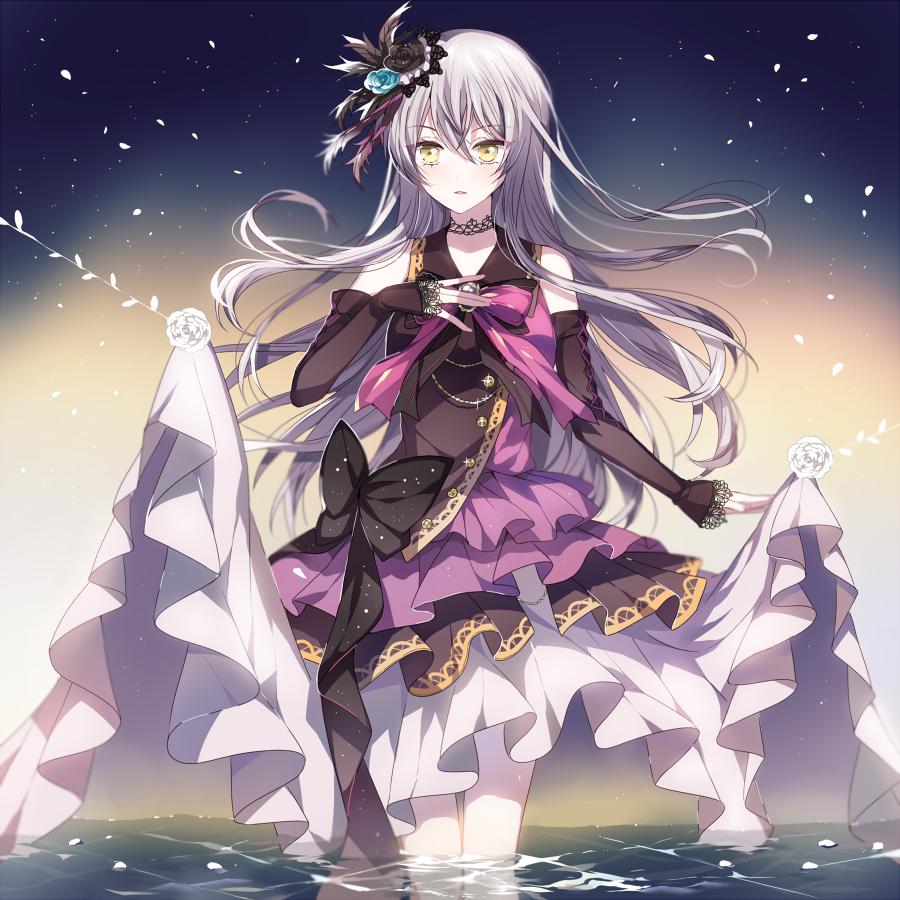 バンドリ Roselia 湊友希那 Bang Dream Minato Yukina No 12