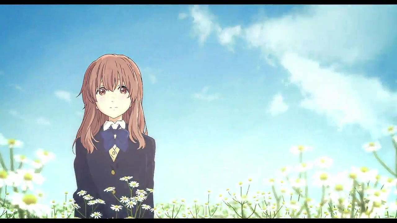 聲の形 西宮硝子 A Silent Voice Nishimiya Shouko No 16 厳選